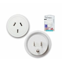 Travel Adaptor for Australian and New Zealander Traveling to USA/Canada