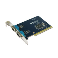 Sunix IPCP2102 PCI 2-Port auto switch RS 422/485 Card with DB9M connectors